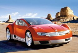 Dodge Zeo - Concept Car - 260 el.