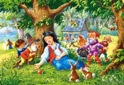Snow White and the Seven Dwarfs - Kr
