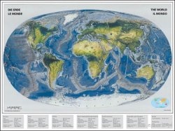 Oceanic Map - 2000 pcs.